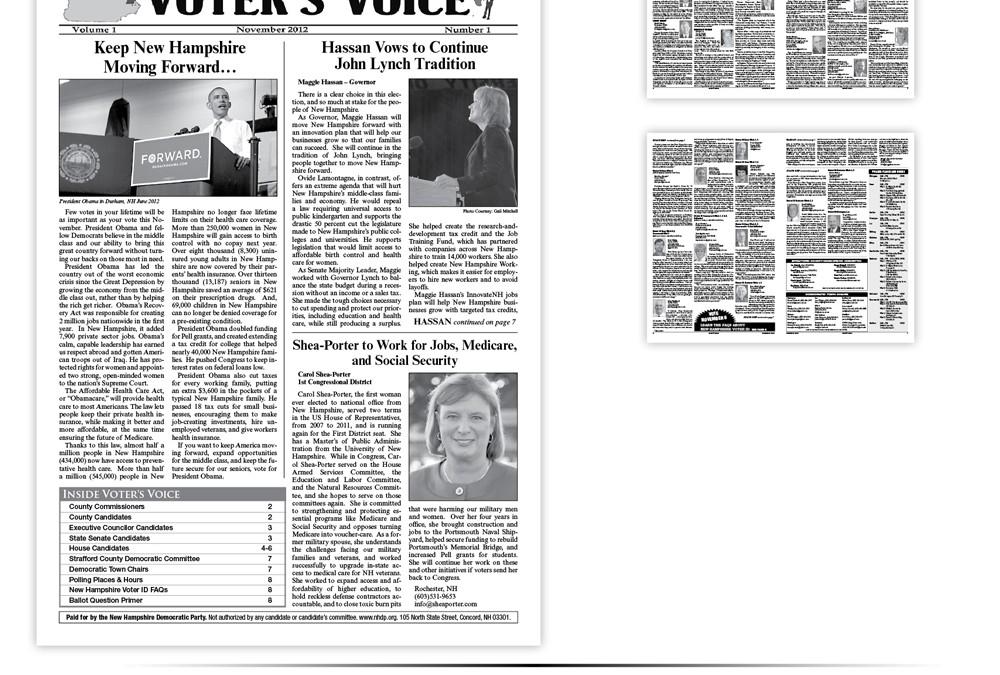 Newsprint Publication